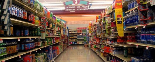 Ode to Grocery Shopping